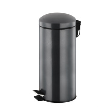 Контейнер для педали из нержавеющей стали объемом 30 литров