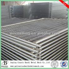 Austrilian iron net temporary wire fencing panel