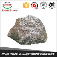 China Golden High Carbon Ferro Chrome Supplier for Steel Making