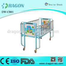 DW-CB01 Children Hospital médico Baby Crib