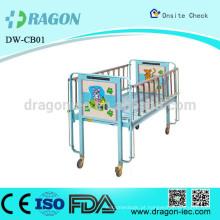 DW-CB01 Crianças Hospital medical Baby Crib