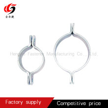 power line electric galvanized steel concrete electric pole