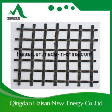 2017 Hot Sell New Material High Stretching Ratio Basalt Fiber Geogrid for Railways and Airport with Ce