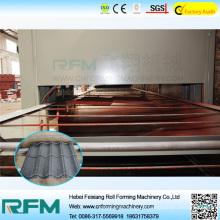 FX Stein-Chip beschichtete Dachziegelmaschine