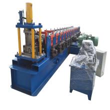 c z roll formed steel channel machine