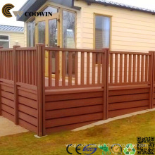 Outdoor Wood Plastic Composite Wall Panel