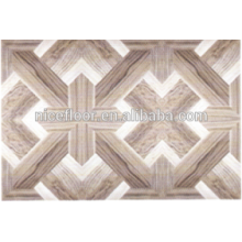 Exquisite Parquet wood flooring engineered wood flooring HDF core