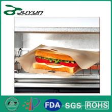 PTFE Bolsa antiadherente reutilizable para cocinar el pan Carne de pescado