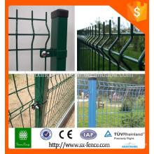 ISO9001 Anping Shunxing fábrica de alambre de metal cerca de malla clips