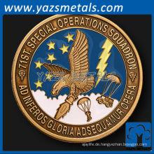 anpassen Metall 71st Special Operations Squadron Einheit Herausforderung Münze