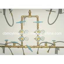 Gas Manifolds for Gas Plants/Workshops