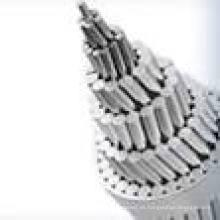 Conductor de aluminio de acero reforzado / ACSR 1 / 0AWG