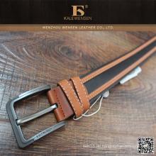 Falten Großhandel Europa Standard Die beliebtesten Herren Mode Gürtel