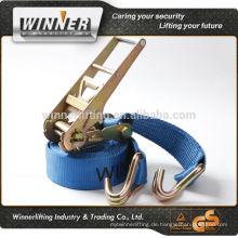 neues design heavy-duty ratchet tie down strap