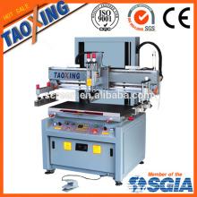 Máquina de impresión de pantalla plana semiautomática