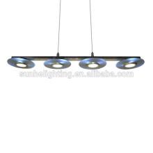 Шэньчжэнь Современные круглые RGB светодиодные подвесные светильники