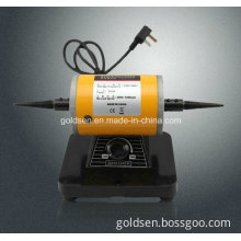 200W Hot Selling Portable Power Polishing Buffing Machine Electric Mini Bench Polisher (GW8105)