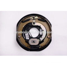 Complete 11''x2'' electric brake assembly for trailer