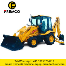 Backhoe Loader With CE Certificate