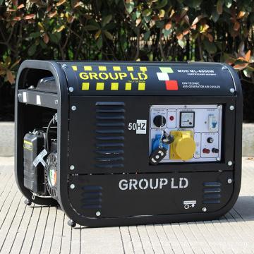 BISON CHINA Swiss Kraft 6.5kw Fuel Save 380V Gerador de gasolina trifásico geradores kraft suíços sk6500w