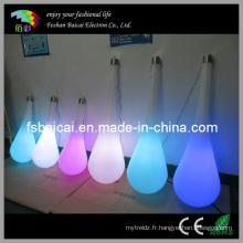 Éclairage LED à changement de couleur RVB, LED décoratifs décrochés