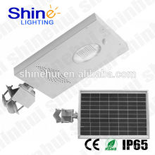 15W Integrated Solar Street / Garden Light (Tout en un)