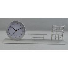 Aluminium Gift Clock for Bank (DZ35)