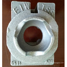 baoding factory alloy Steel investment casting scaffolding part