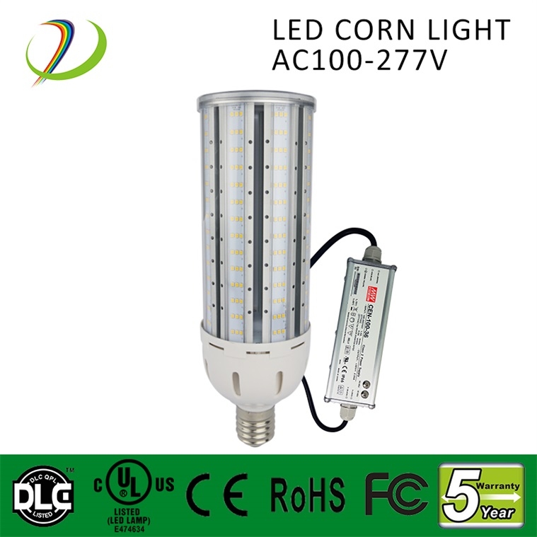 E40 Base UL listed Led Corn Light