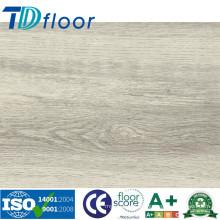 Plancher de vinyle PVC résistant ignifuge certifié Click