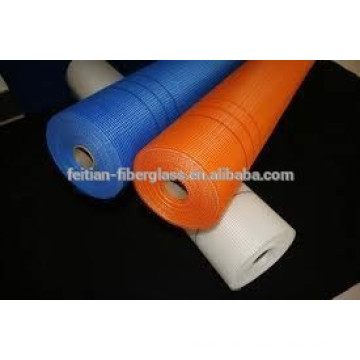 Kinds of 160gr 5x5 fiberglass netting