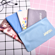 Logo Printed Eyewear Microfiber Wipe Cloth