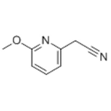 2-(6-methoxypyridin-2-yl)acetonitrile CAS 1000512-48-0