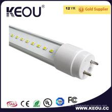 Lampe à Tube PC + Aluminium T8 LED 2FT 3FT 4FT 5FT