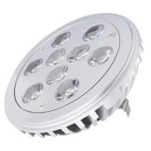 9W AR111 Luz de bulbo do diodo emissor de luz