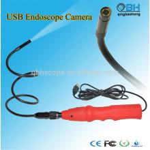 Câmera do espaço de USB do comprimento 650mm do tubo da lente de 8mm