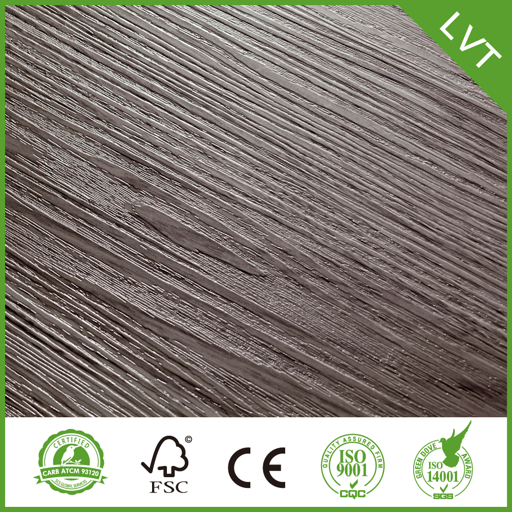 Deep Embossed Surface Lvt Flooring