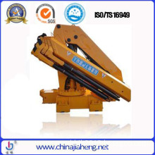 Hydraulic Truck with Crane for Construction Machinery