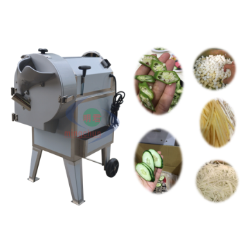 China Exporter for Commercial Vegetable Cutting Machine Multi-functional Vegetable Fruit cutter export to Virgin Islands (British) Supplier