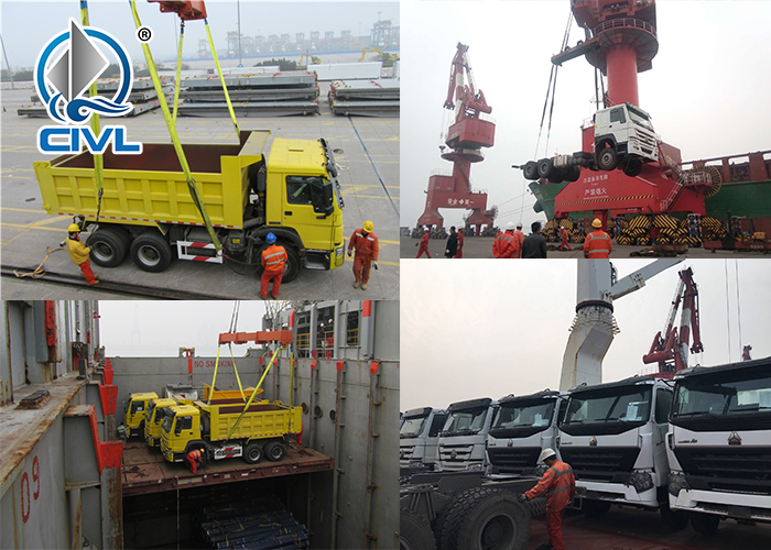 CIVL TRUCK SHIPPING PICTURE