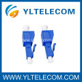 Zirconia / PB Fiber Optic Attenuator for Multimedia Data processing networks