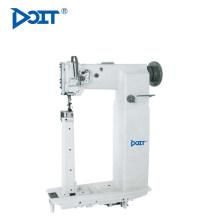 Máquina de coser del punto de cabra de la alimentación compuesta de la cama del poste de DT 24698-1L Heavy Duty