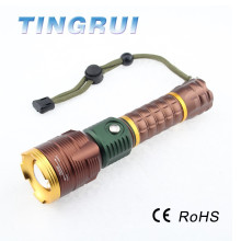 Mini LED flashlight zoomable panasonic p80 plasma cutting torch