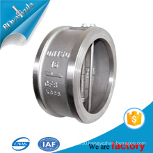 Water supply manual standard steel check structure valve in 2'' 5'' 4'' 6''