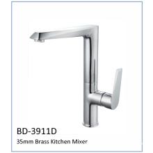Bd3911d 35mm High Quality Brass Kitchen Faucet