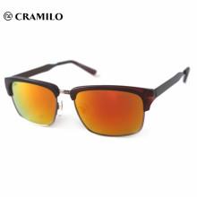 orange Linsenbrille