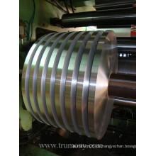 0.16mm Luftkühlung Metallic Wärmeübertragung Folie / Wärmetauscher Fin Tube