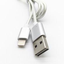 Cabo de dados USB reversível para iPhone 5s