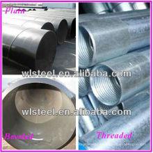 BS 1387galvanized corrugated culvert pipe