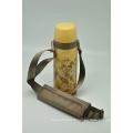 Haute qualité 304 en acier inoxydable flacon à vide double paroi Svf-1000e